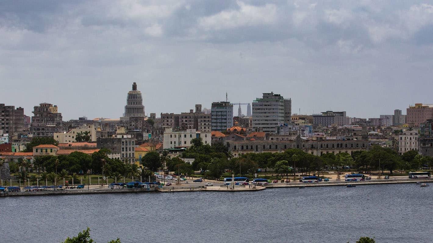 Havana panoramic honeymoon travel 1