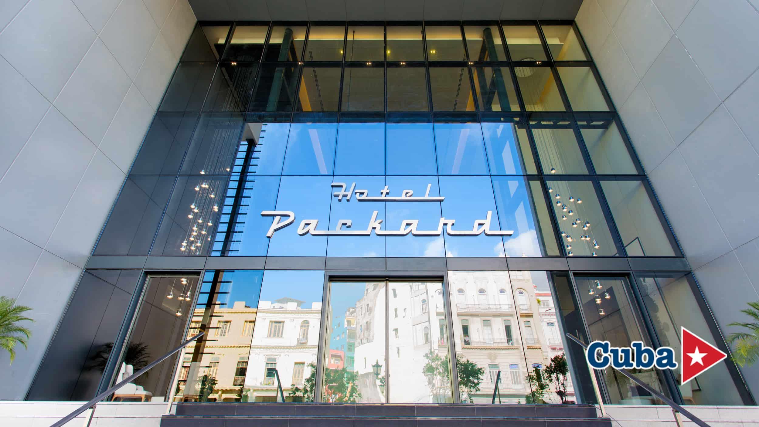 Iberostar Grand Packard Hotel | Entrance