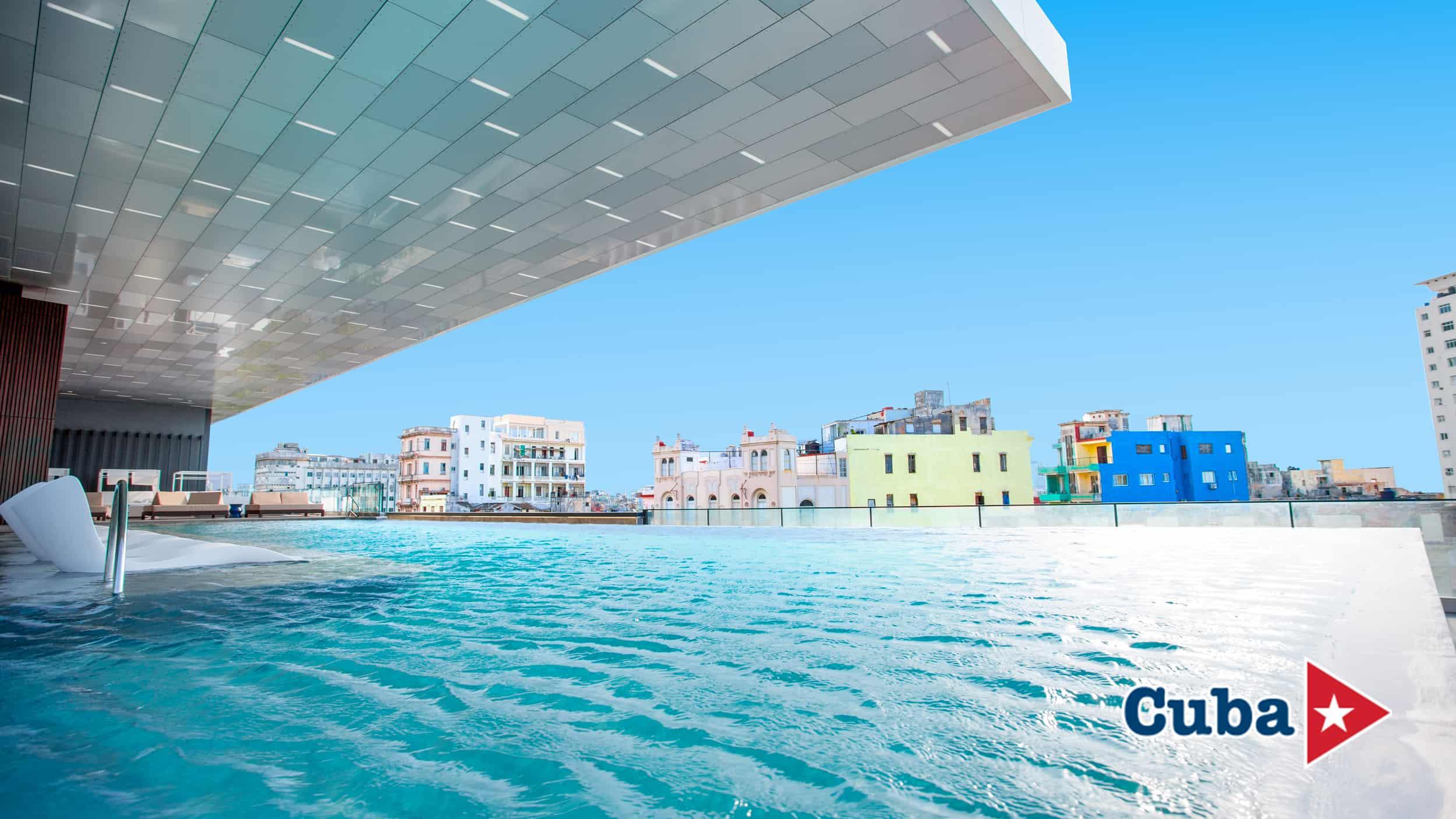 Iberostar Grand Packard Hotel | Exterior Pool