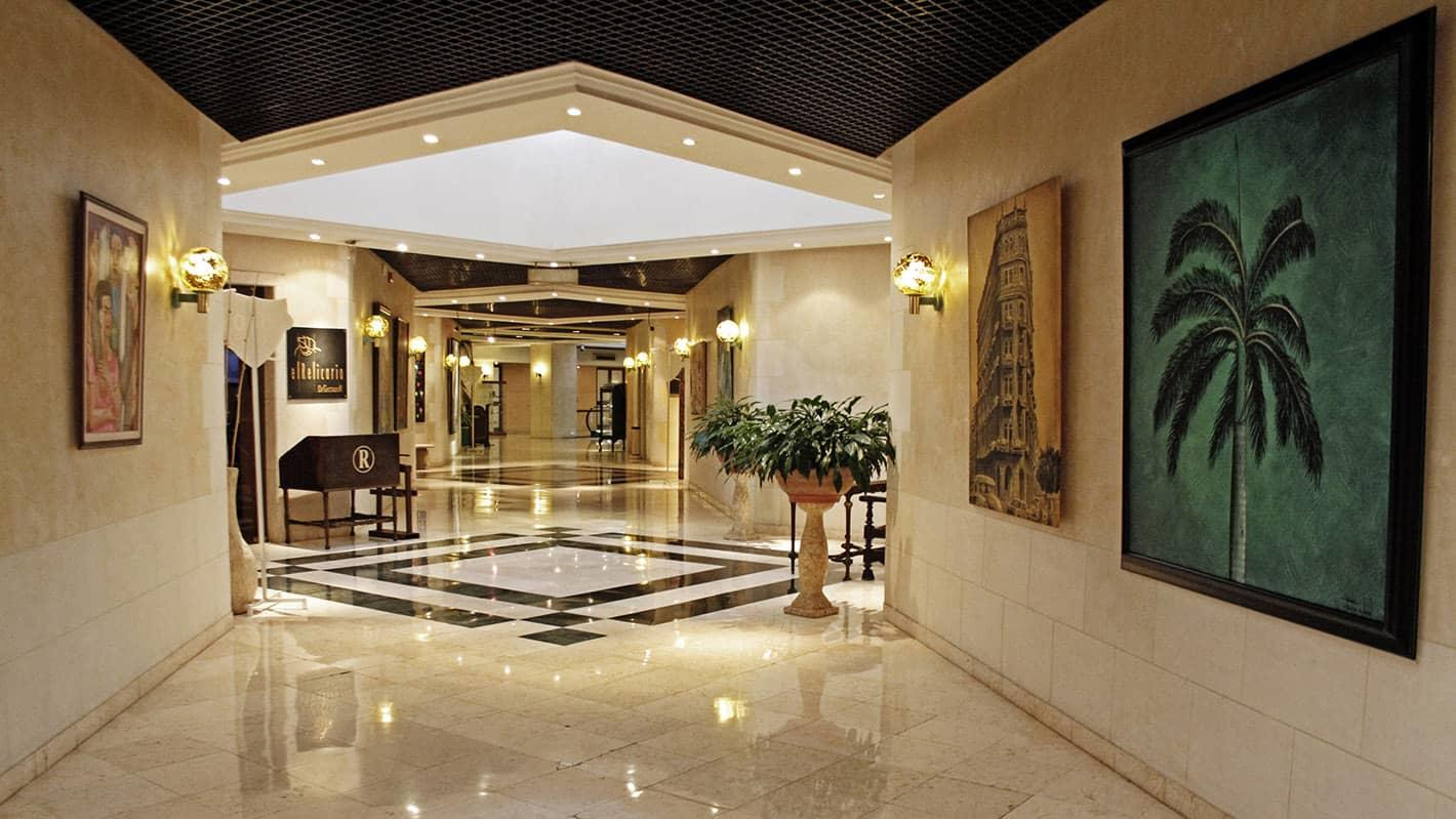 Melia cohiba hotel havana art gallery