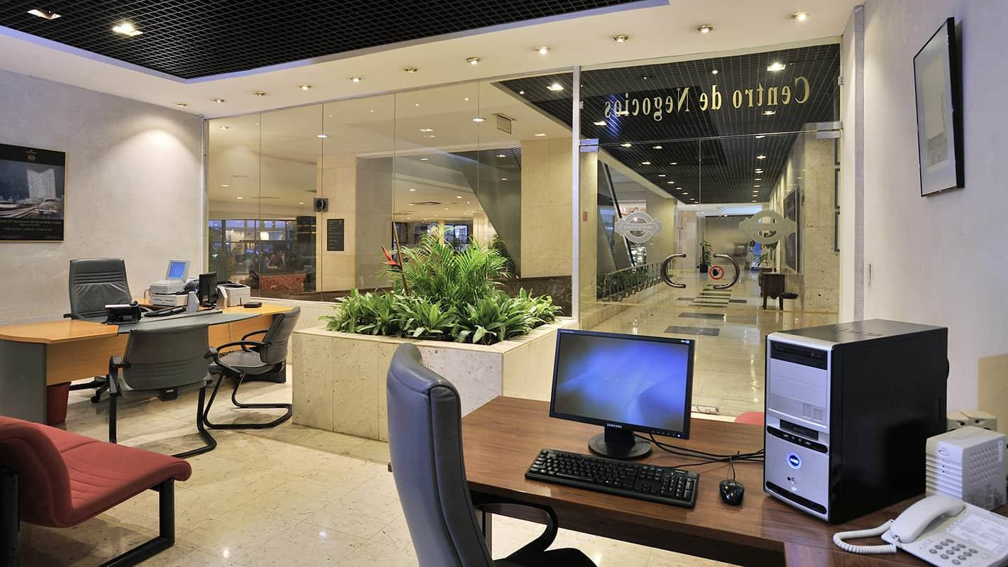 Melia cohiba hotel havana business center
