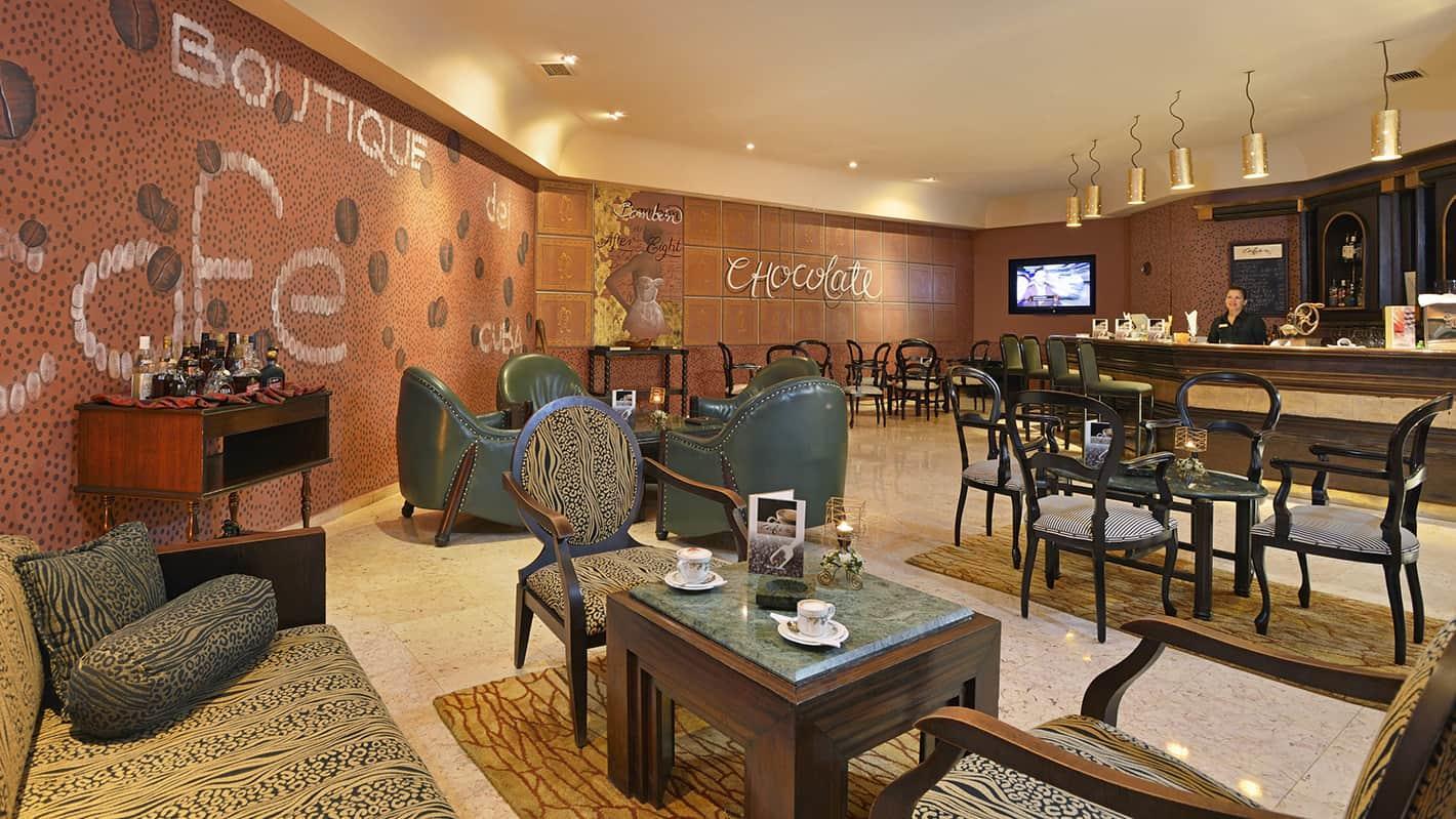 Melia cohiba hotel havana cigar bar el relicario
