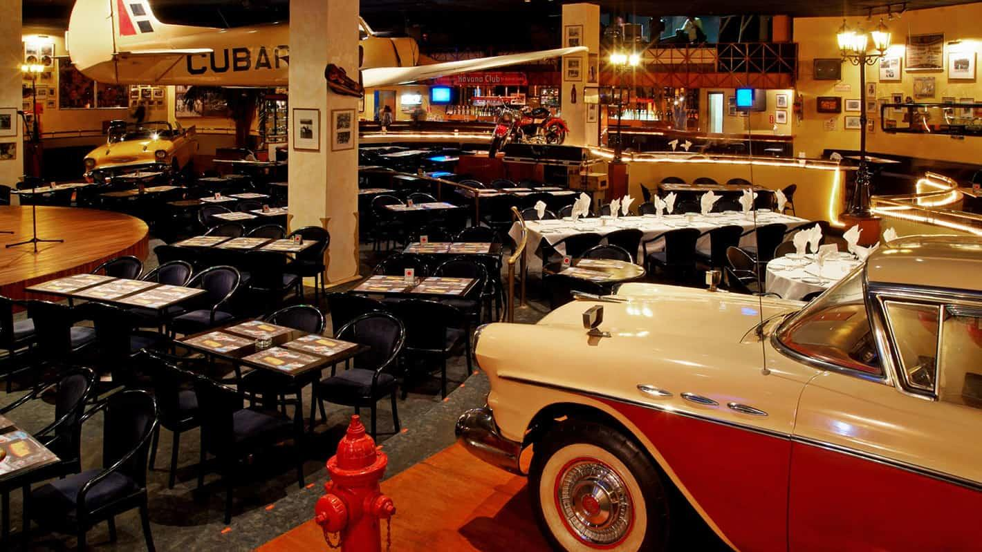 Melia cohiba hotel havana havana cafe club