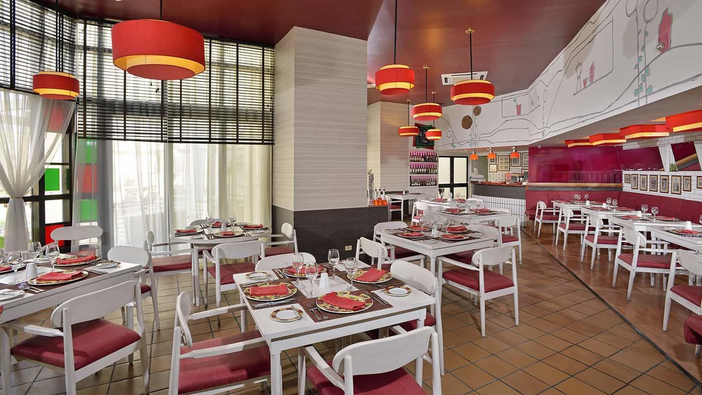 Melia cohiba hotel havana italian restaurant la piazza