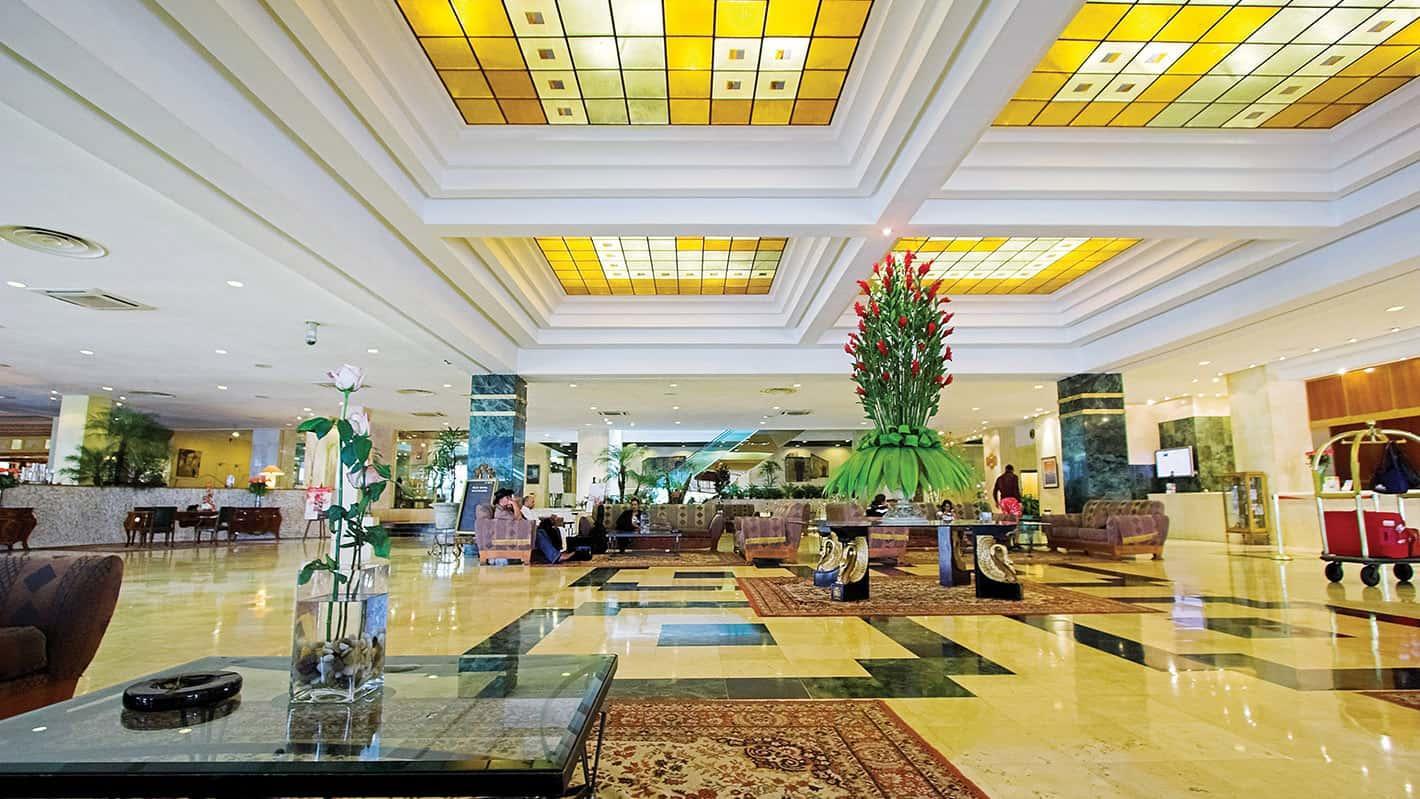 Melia Cohiba Hotel Lobby