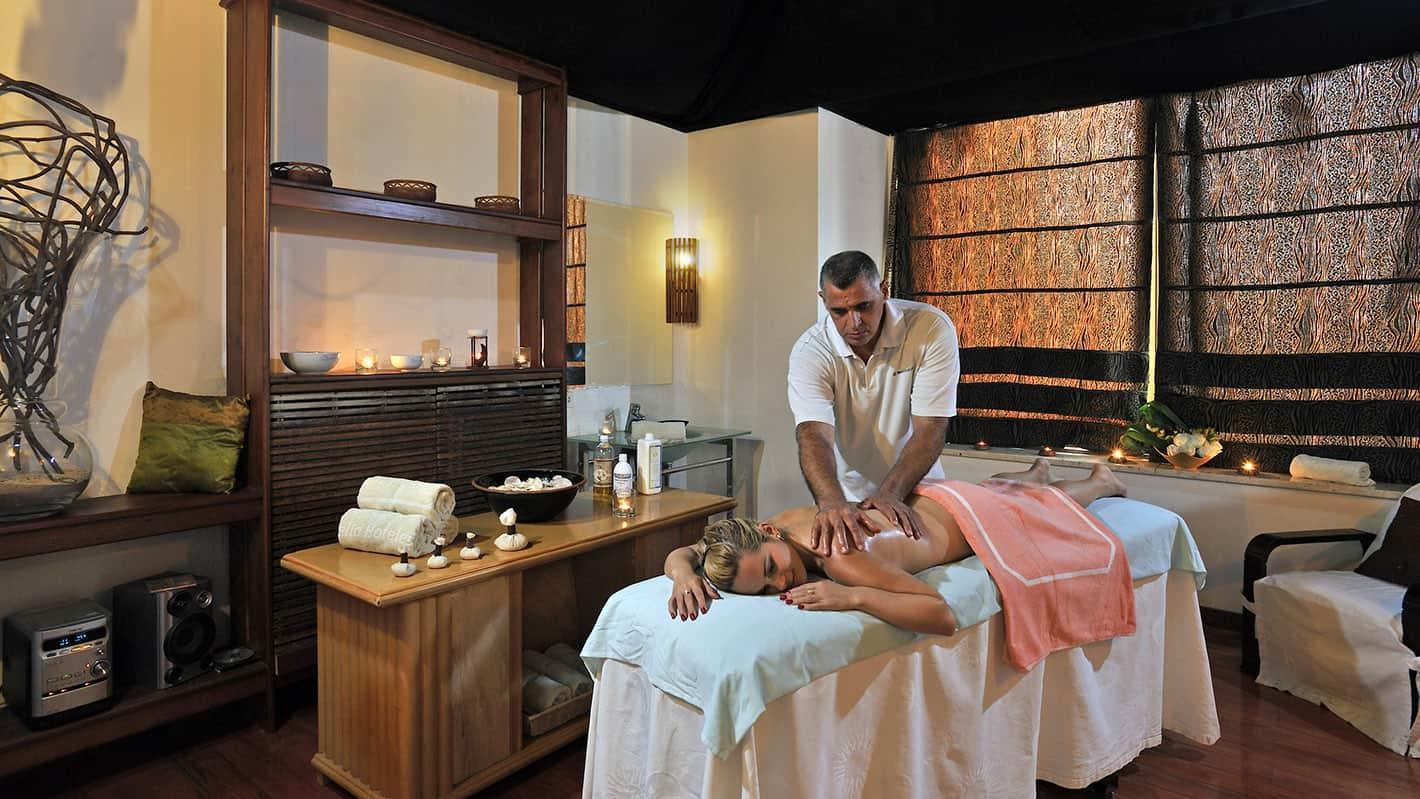 Melia cohiba hotel havana wellness massage