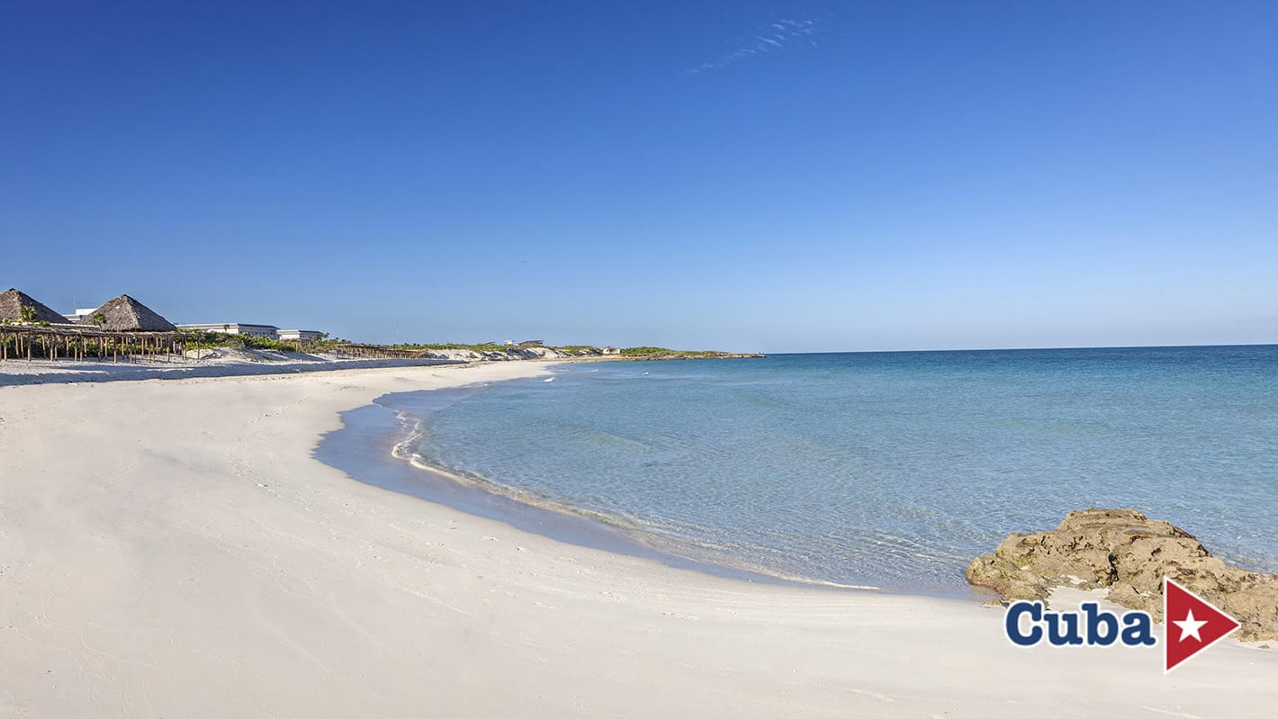 Paradisus Los Cayos Hotel Beach in Cayo Santa Maria Cuba