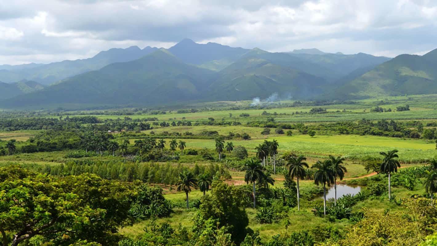 Skydream travel cuba stories road trip sugar mills valley