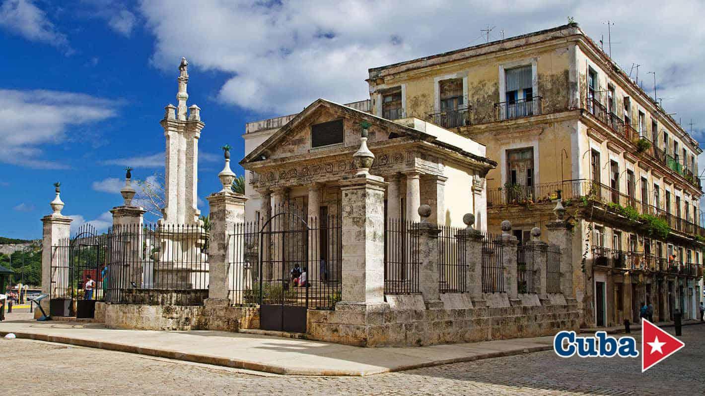 El Templete | Skydream Walking Tour στο ιστορικό κέντρο της Αβάνας